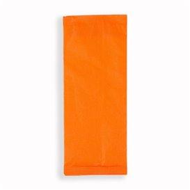 Enveloppe Bestekhouder met Servet Oranje (125 stuks)