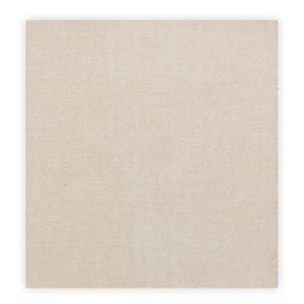 """Papieren servet dubbel punt """"Cow Boys Crème"""" 40x40cm (600 stuks)"""