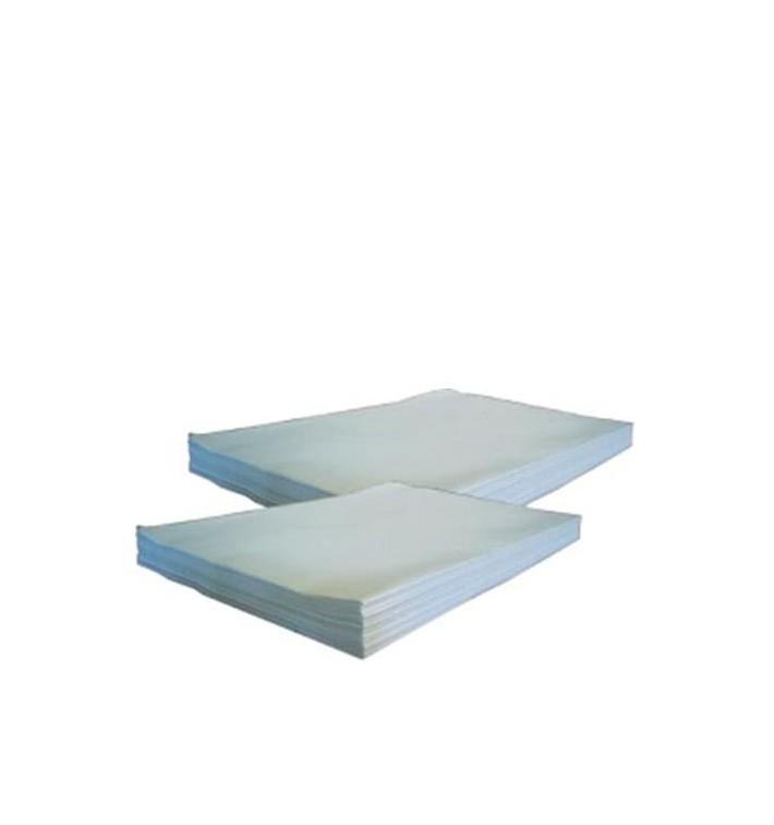 Papieren voedsel wrap Manila wit 60x86cm 22g (400 eenheden)