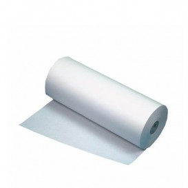 Papieren handdoek rol Manila wit 4kg 40g 31cm (1 stuk)