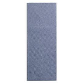 Serviette Kangourou en Papier Cow Boys Bleu 30x40cm (30 Unités)