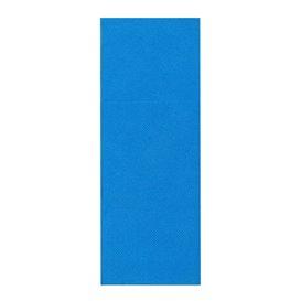 Serviette Kangourou en Papier Turquoise 30x40cm (30 Unités)