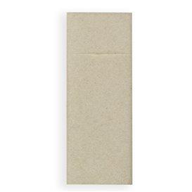 Serviette Kangourou en Papier Cow Boys Crème 30x40cm (30 Unités)