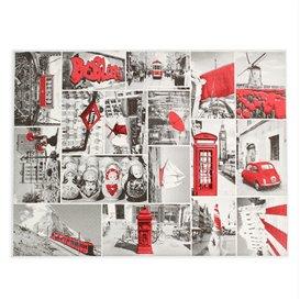 """Set de Table papier 30x40cm """"Europe"""" 50g (2500 Utés)"""