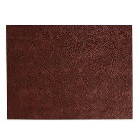 Niet geweven PLUS Placemat Bruin 30x40cm (400 stuks)