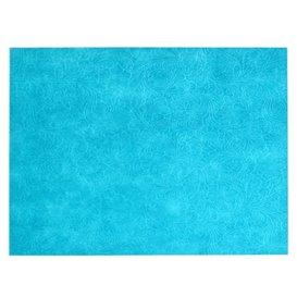 Set de Table en Non-Tissé PLUS Turquoise 30x40cm (400 Utés)