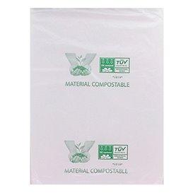 Plastic zak blok 100% biologisch afbreekbaar 23x33cm (3000 stuks)