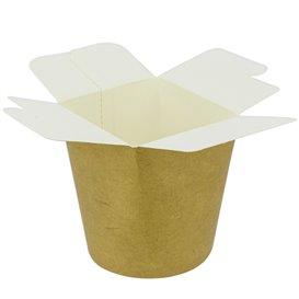 Boîte à Repas 100% ECO Effet Kraft 26Oz/780ml (500 Utés)