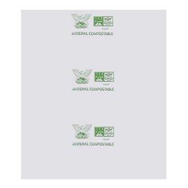 Plastic zak blok 100% biologisch afbreekbaar 40x47cm (2000 stuks)