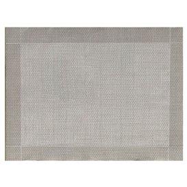 """Set de Table papier 30x40cm """"Entre Lignes"""" Marron 40g/m² (1000 Utés)"""