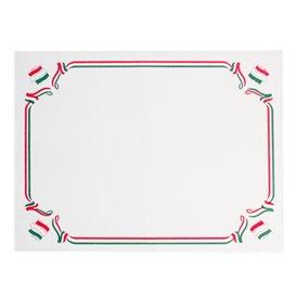 """Set de Table en Papier Blanc """"Italy"""" 30x40cm 40g/m² (1.000 Utés)"""
