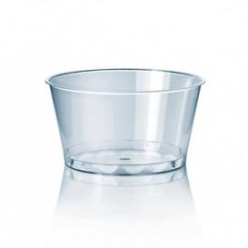 Coupe Plastique PS Cristal 300ml Ø11cm (100 Unités)