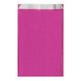 Papieren envelop fuchsia 12+5x18cm (125 stuks)