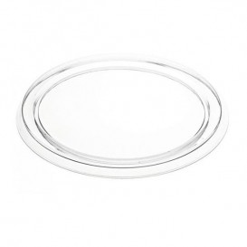 Plastic Deksel PVC voor Flan vorm 127ml (150 stuks)