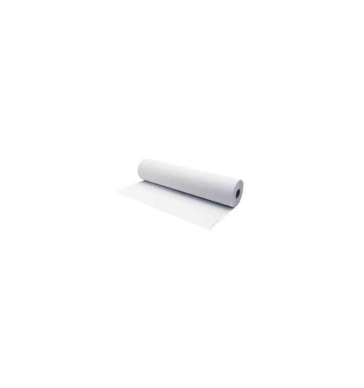 Rouleau Papier pour Lit Prédécoupé 70m Blanc (6 Utés)