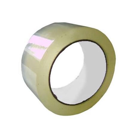 Cinta Adhesiva 48X132m PP TRANSPARENTE (Caja 36 Rollos)