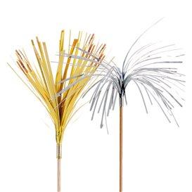 IJs decoreren set Palmboom Design 15cm (144 stuks)