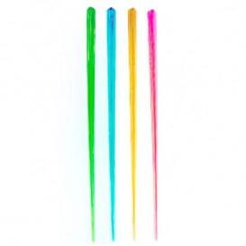 Plastic roerstaafje PS Fluofescent 17,5cm (1000 stuks)