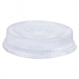 Couvercle Plastique Transparent 230x60mm (125 Unités)