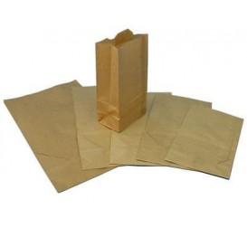 Sac en papier KRAFT sans anses 30+18x43cm (250 Utés)