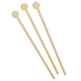 Agitateur en bois pour Sirop 15cm (100 Unités)