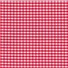 Nappes papier Vichy rouge